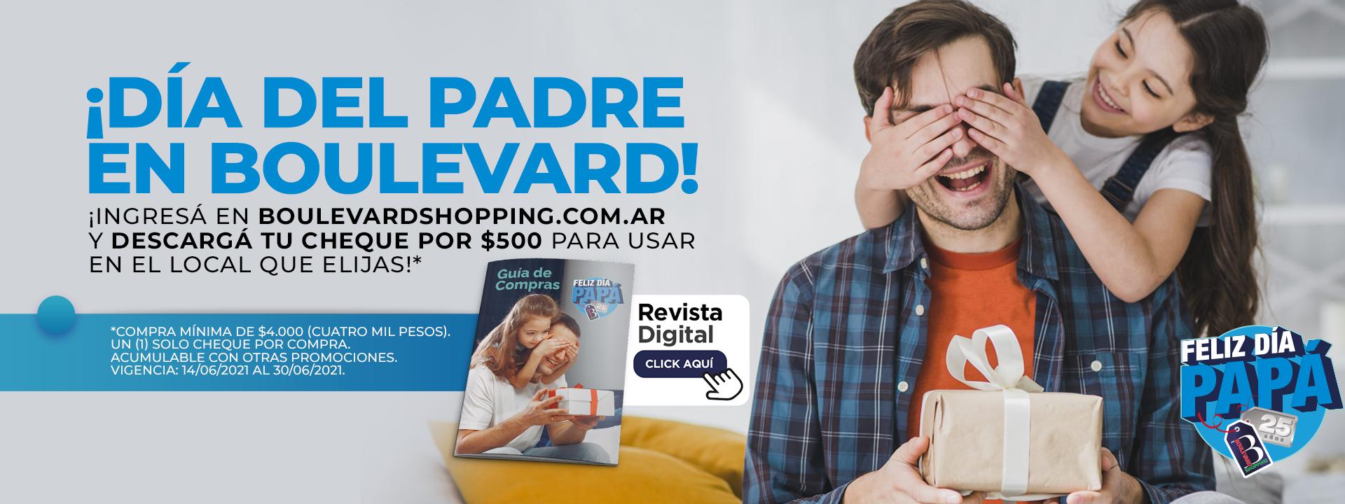 Promo Cheques            Digitales  –  Día Del Padre