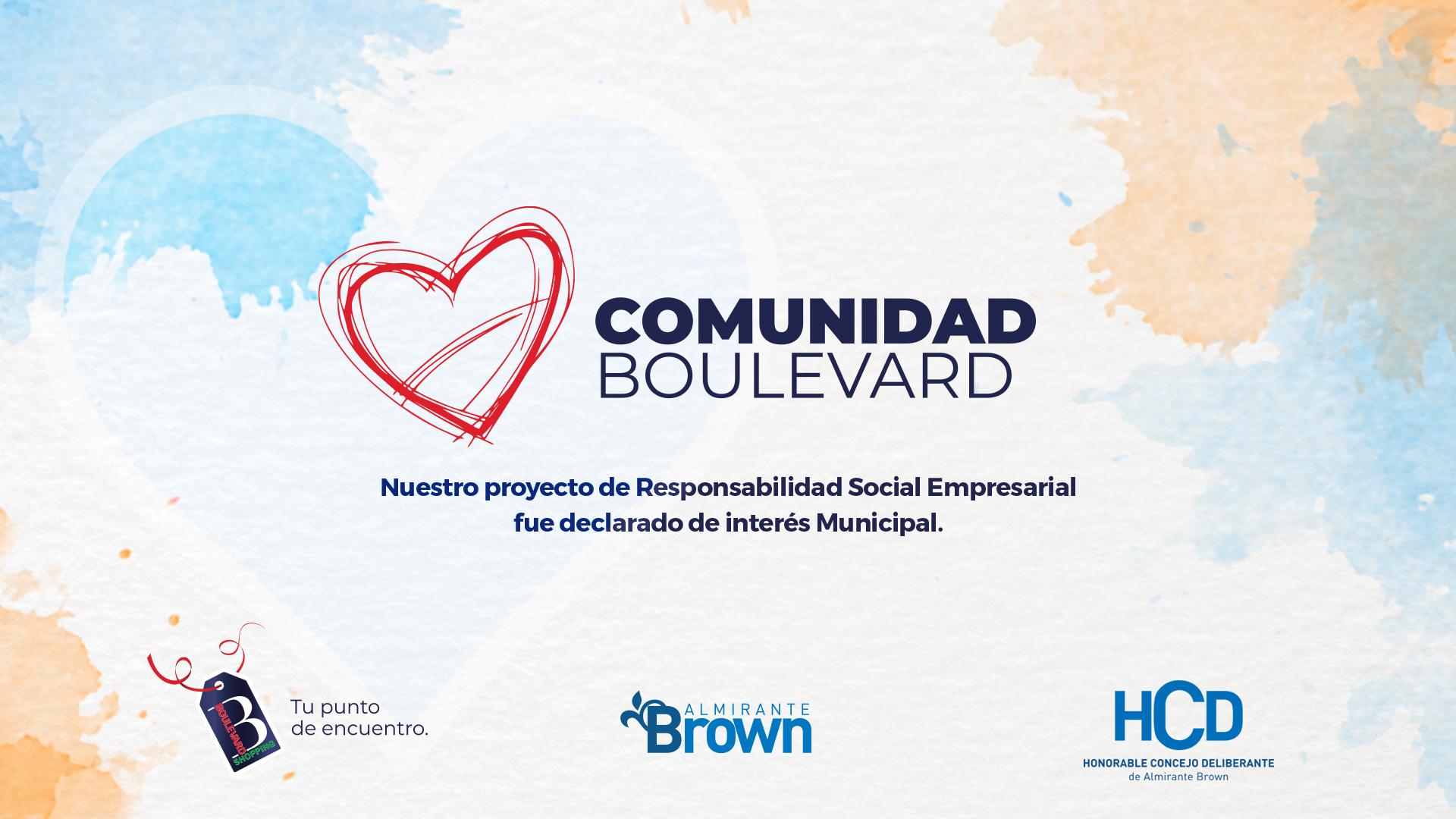 Comunidad Boulevard